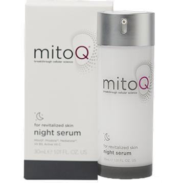 MitoQ Night Serum 1.01 fl oz