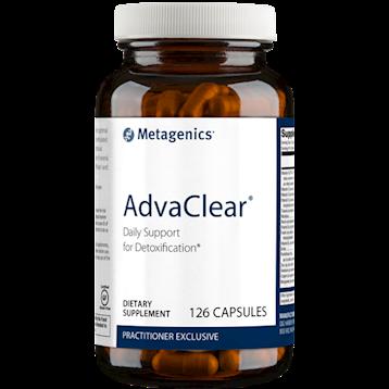 AdvaClear® Metagenics 126 caps