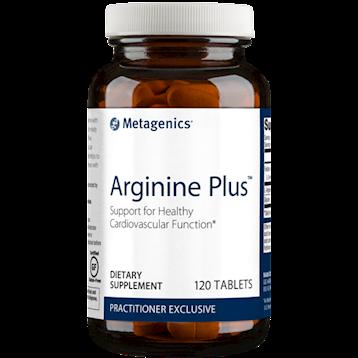 Arginine Plus ,Metagenics ,120 tabs