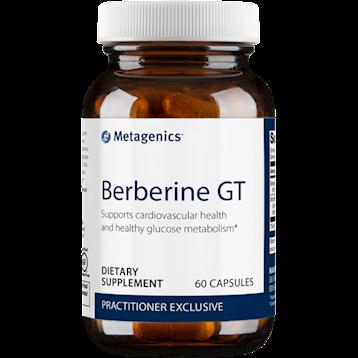 Berberine GT ,Metagenics 60 vegcaps