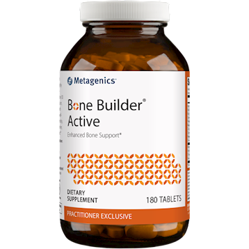 Bone Builder Active 180 tablets Metagenics