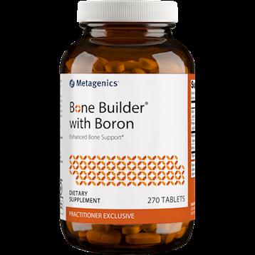 Bone Builder with Boron 270 tablets Metagenics