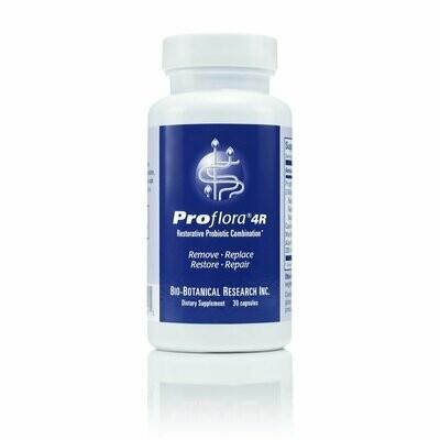 Proflora4R Restorative Probiotic 30 caps Bio-Botanical Research