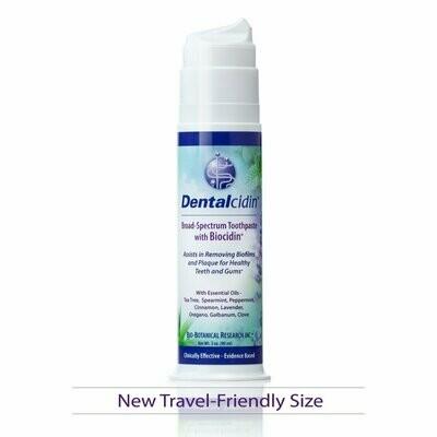 Dentalcidin Toothpaste Biocidin ,Bio-Botanical Research® 90 ml