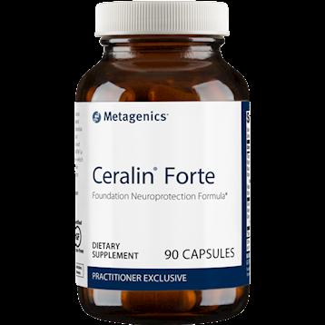Ceralin Forte 90 capsules  Metagenics