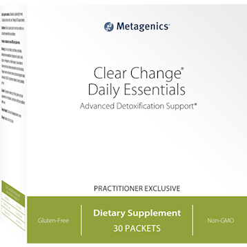 Clear Change Daily Essentials 30 packets
