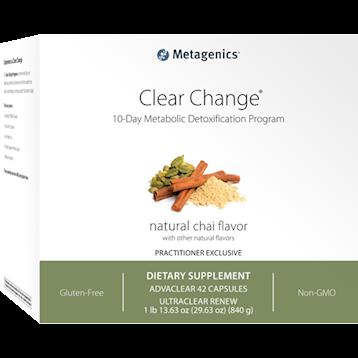 Clear Change 10-Day Detox Chai