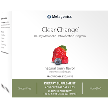 Clear Change 10-Day Detox Berry