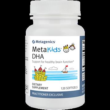 MetaKids DHA 120 softgels Metagenics