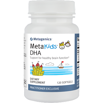 MetaKids DHA 120 softgels Metagenics