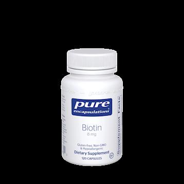 Biotin 8 mg 120 vcaps