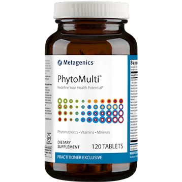 PhytoMulti (Iron Free) 120 tablets Metagenics