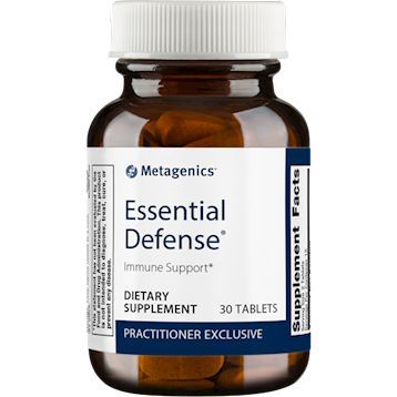 Essential Defense 30 veg tablets Metagenics