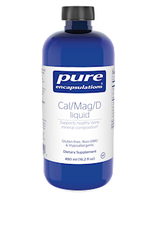Cal/Mag/D liquid 480 ml