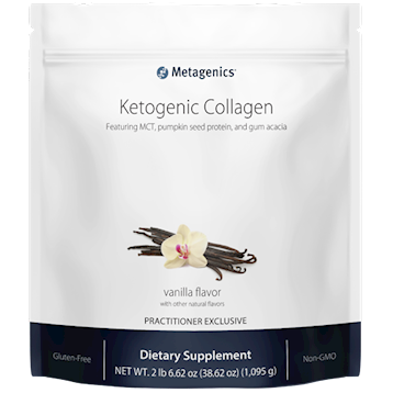 Ketogenic Collagen Vanilla 30 servings