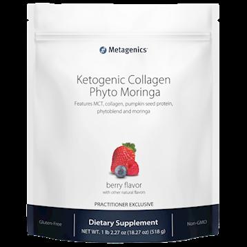 Ketogenic Collagen Moringa Berry 14 serv