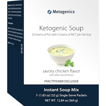 Ketogenic Soup Savory Chicken 7 pkts