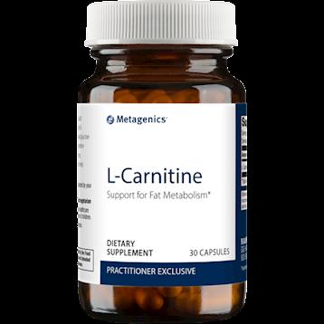 L-Carnitine 30 capsules Metagenics
