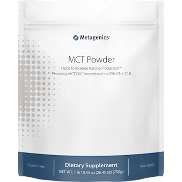 MCT Powder 50 servings CA