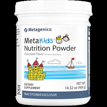 MetaKids Nutrition Pwder Chocolate 406 g Metagenics