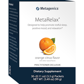 MetaRelax® 30 (3.3 g) packets