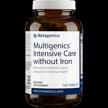 Multigenics Intensive Care 180 tablets Metagenics