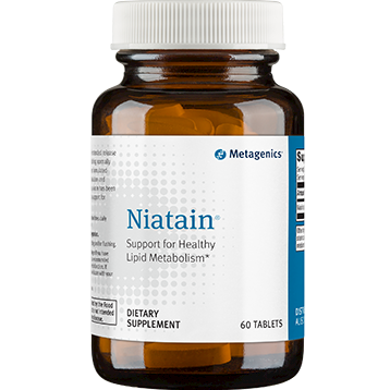 Niatain 60 tablets Metagenics