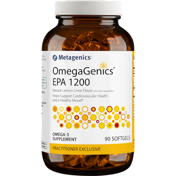 OmegaGenics EPA 1200 90 softgels Metagenics