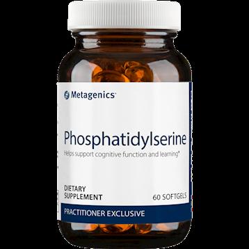 Phosphatidylserine 60 softgels