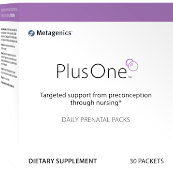 Plus One™ Daily Prenatal 30 packets