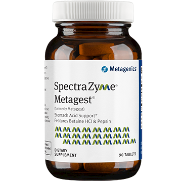 SpectraZyme  90 tablets Metagenics