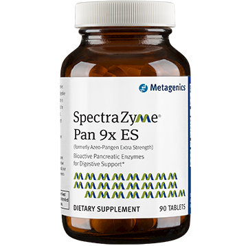 SpectraZyme Pan 9x ES 90 tablets Metagenics