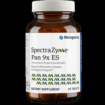 SpectraZyme Pan 9x ES 90 tabs
