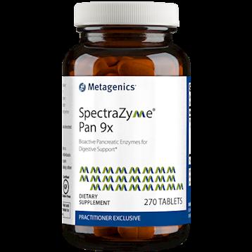 SpectraZyme Pan 9x 270 tabs