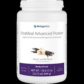UltraMeal Adv Protein Fr Vanilla 644g CA