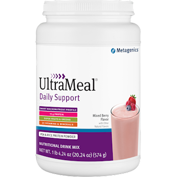 UltraMeal Daily Supp. Mix Berry 574g CA