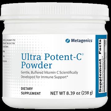 Ultra Potent-C Powder 8 oz  Metagenics