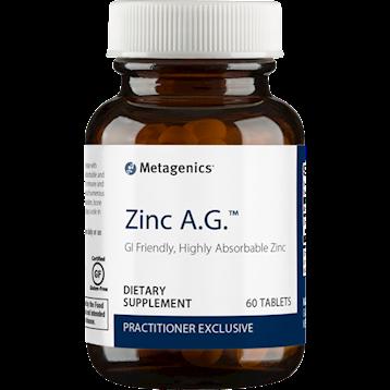 Zinc A.G. 20 mg 60 tabs