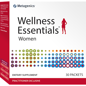 Wellness Essentials Women 30 packets Metagenics