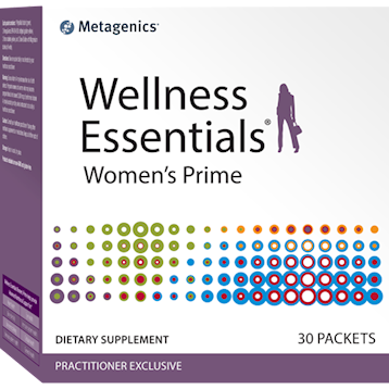 Wellness Essentials Women's Prime 30 packets Metagenics
