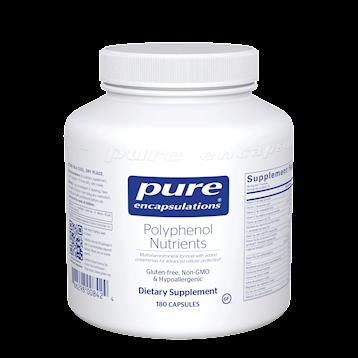 Polyphenol Nutrients 180 vcaps,Pure Encapsulations