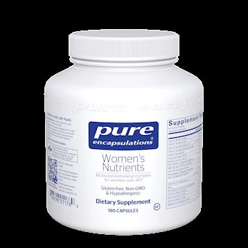 Women's Nutrients 180 vcaps