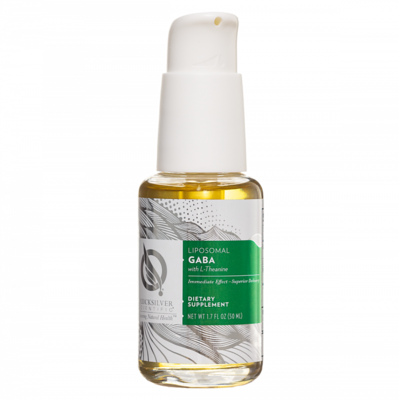 GABA Liposomal Quicksilver Scientific 50 ml