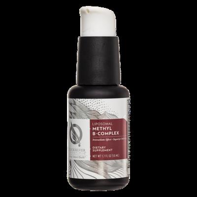 Liposomal Methyl B-Complex Quicksilver Scientific 50 ml