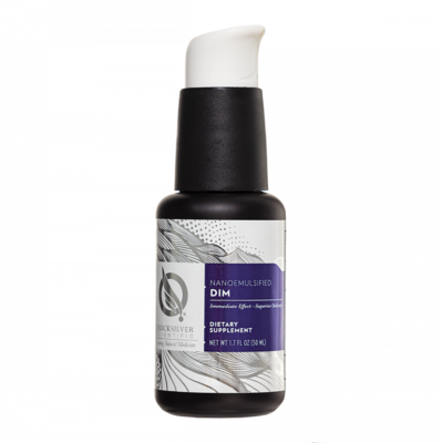 Nanoemulsified DIM 50 ml Quicksilver Scientific