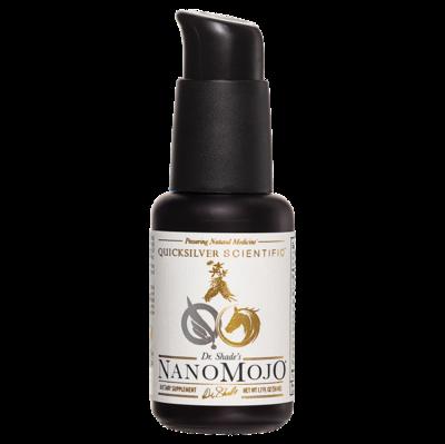 NanoMojo Liposomal Adaptogenic Blend  50 ml Quicksilver Scientific