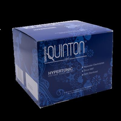 Original Quinton Hypertonic 30 Amps Quicksilver Scientific