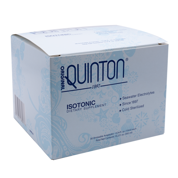 Original Quinton Isotonic ,Quicksilver Scientific 30 Amps