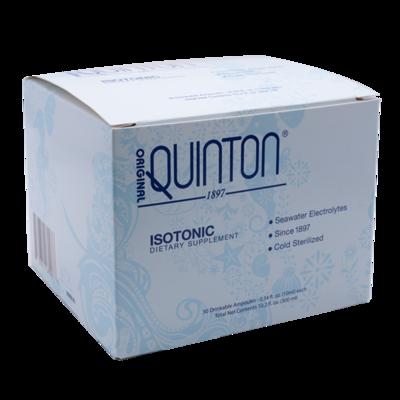 Original Quinton Isotonic,Quicksilver Scientific  30 Amps