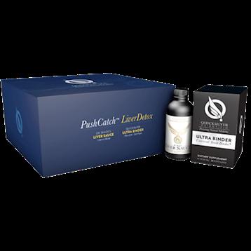 PushCatch LiverDetox Quicksilver Scientific 100 ml